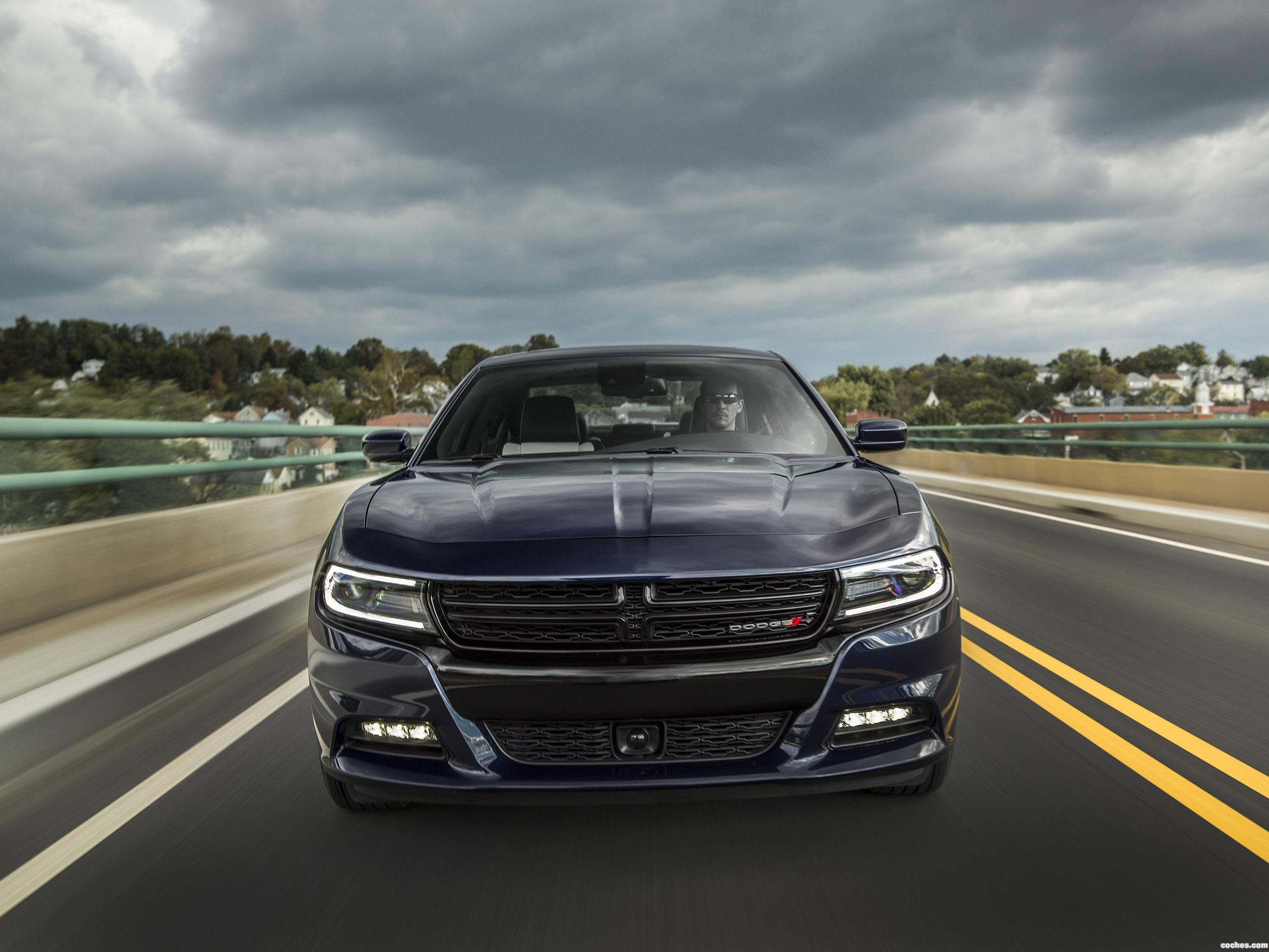 Dodge Charger Rallye >> Fotos de Dodge Charger SXT Rallye AWD 2015