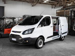 Ford Transit Custom Australia 2014