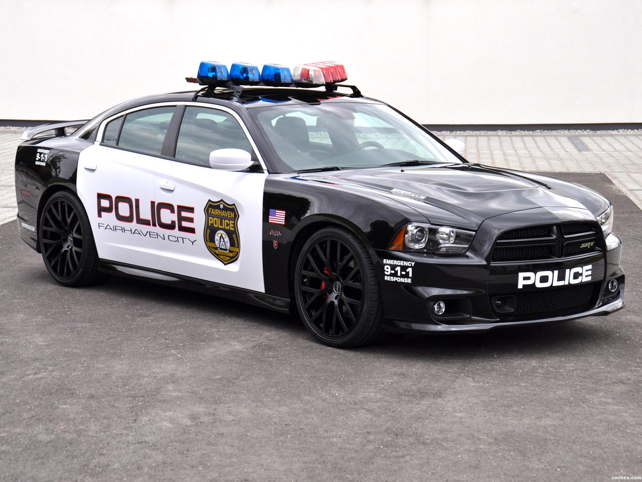 Fotos de Dodge Geiger Dodge Charger SRT8 Police Car 2013