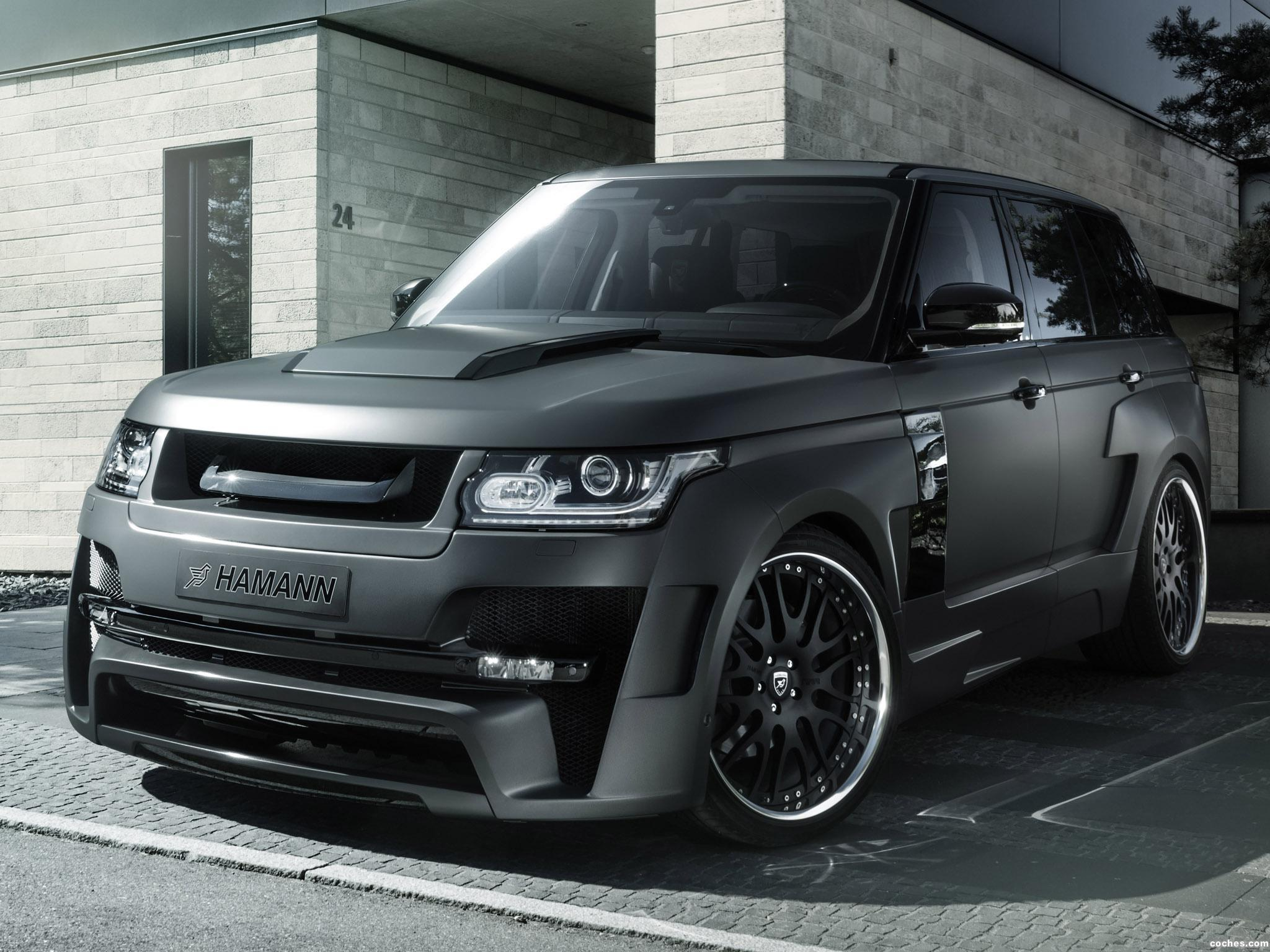 fotos de land rover hamann range rover mystere 2013. Black Bedroom Furniture Sets. Home Design Ideas