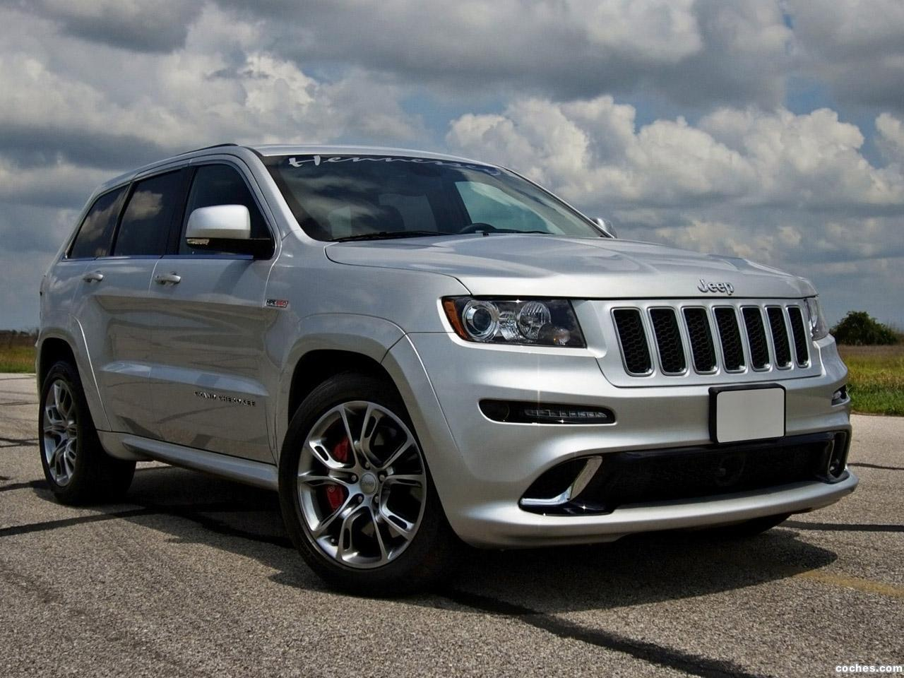fotos de jeep hennessey grand cherokee srt8 392 hpe650 2013. Black Bedroom Furniture Sets. Home Design Ideas