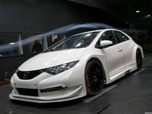 Honda Civic NGTC BTCC 2012