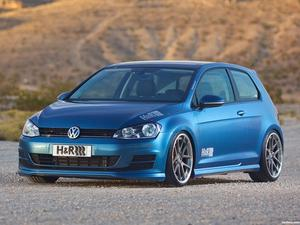 H&R Volkswagen Golf 2013