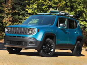 Jeep Renegade Riptide 2014