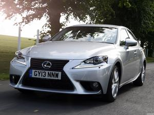Lexus IS 300h XE30 UK 2013