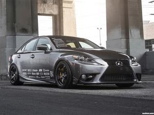 Lexus IS340 by Philip Chase 2013