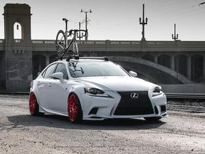 Lexus IS AWD by Gordon Ting 2013