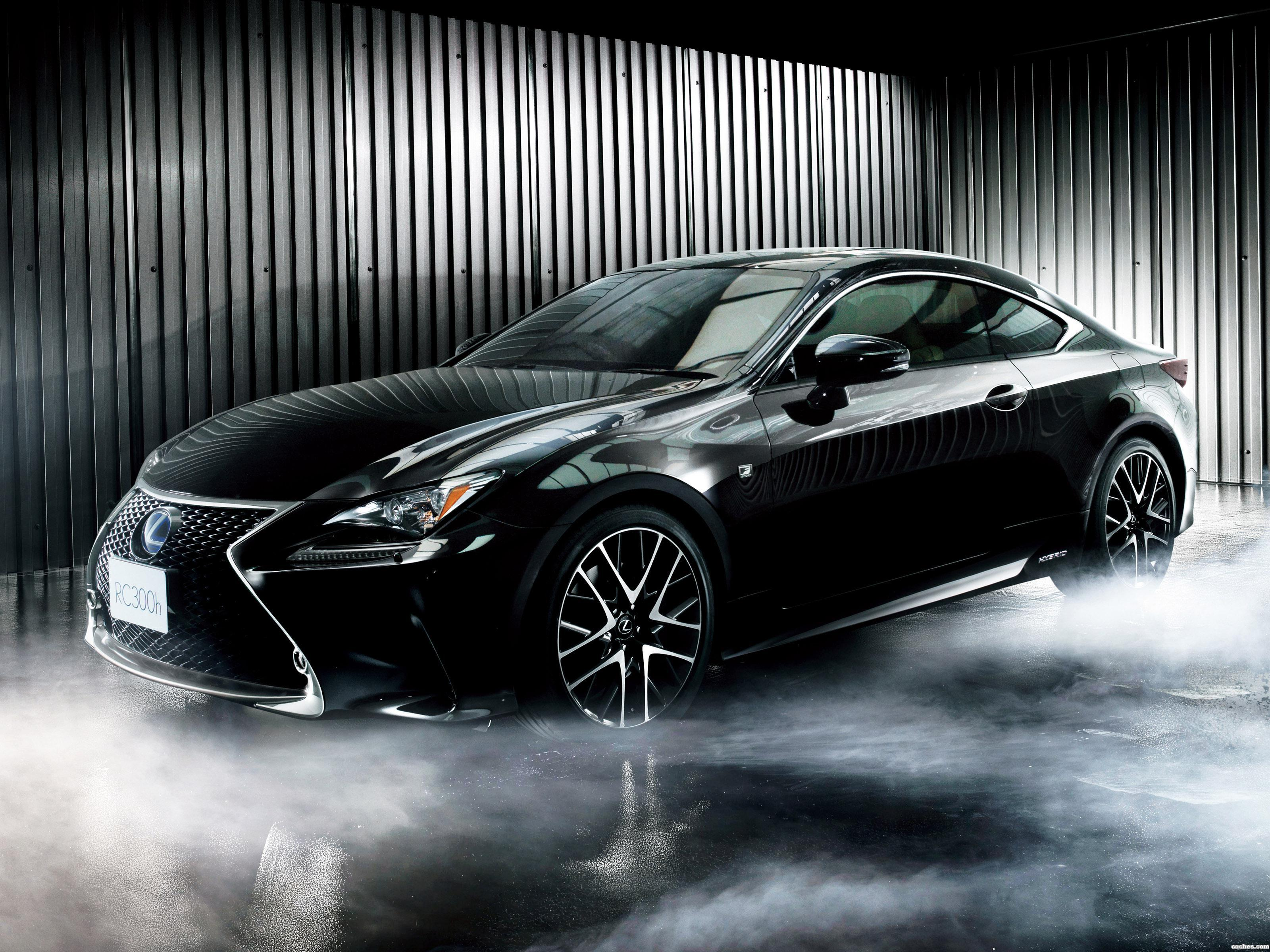 fotos de lexus rc 300h f sport japan 2014. Black Bedroom Furniture Sets. Home Design Ideas