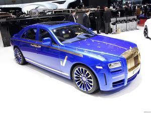 Mansory Rolls Royce Ghost 2010