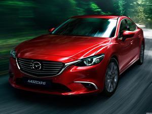 Mazda 6 Sedan 2015