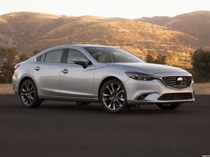 Mazda 6 USA 2015