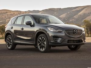 Mazda CX-5 USA 2015