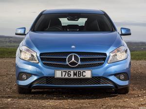 Mercedes Clase A A180 CDI W176 UK 2012