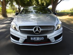 Mercedes Clase A A250 AMG Sport Package W176 Australia 2012
