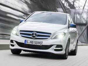 Mercedes Clase B Electric Drive 2015