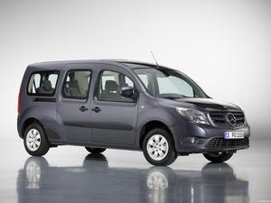 Mercedes Citan 111 CDI Crewbus 2012