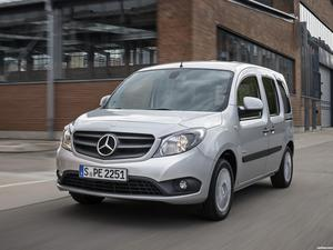 Mercedes Citan (W415) 2012
