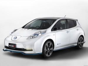 Nissan Nismo Leaf Aerodynamics Package 2013