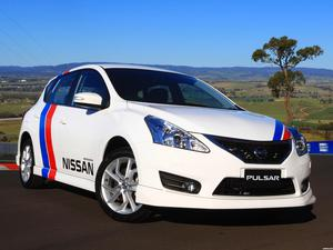 Nissan Pulsar SSS Heritage Edition 2014