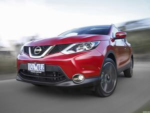 Nissan Qashqai Australia 2014