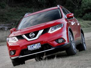 Nissan X-Trail Australia 2014