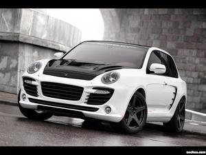 Porsche Cayenne TopCar Adv.1 2010