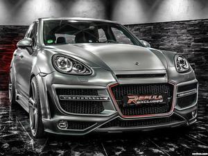 Porsche Cayenne Regula Tuning 2014