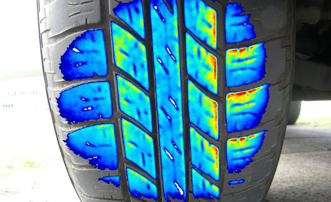 presion neumaticos sensor