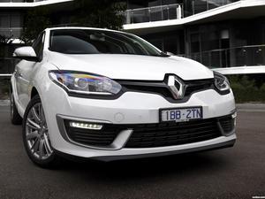 Renault Megane GT Line Australia 2014