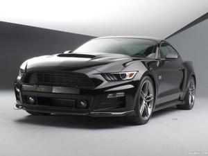 Roush Ford Mustang RS2 2015