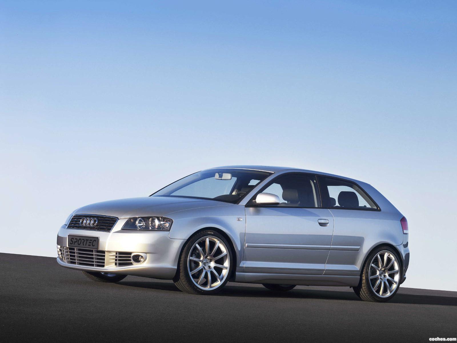 Fotos de Audi Sportec A3 8p 2010