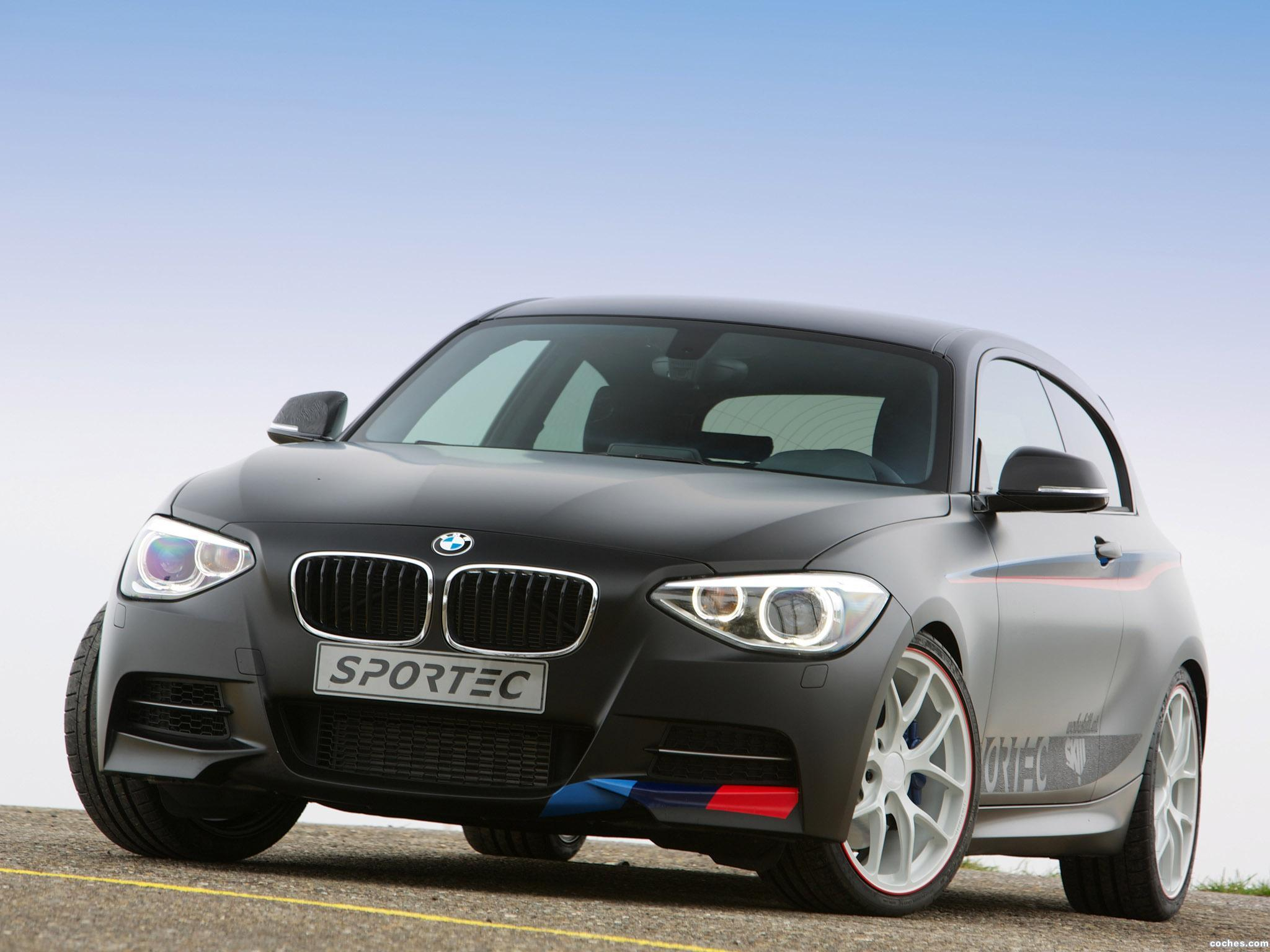 fotos de bmw sportec serie 1 m135i f21 2013. Black Bedroom Furniture Sets. Home Design Ideas