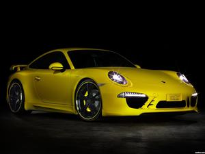 TechArt Porsche 911 Carrera 2012
