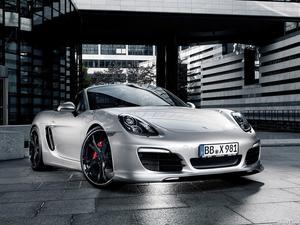 TechArt Porsche Boxster 2012