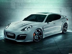 TechArt Porsche Panamera Grand GT 970 2013