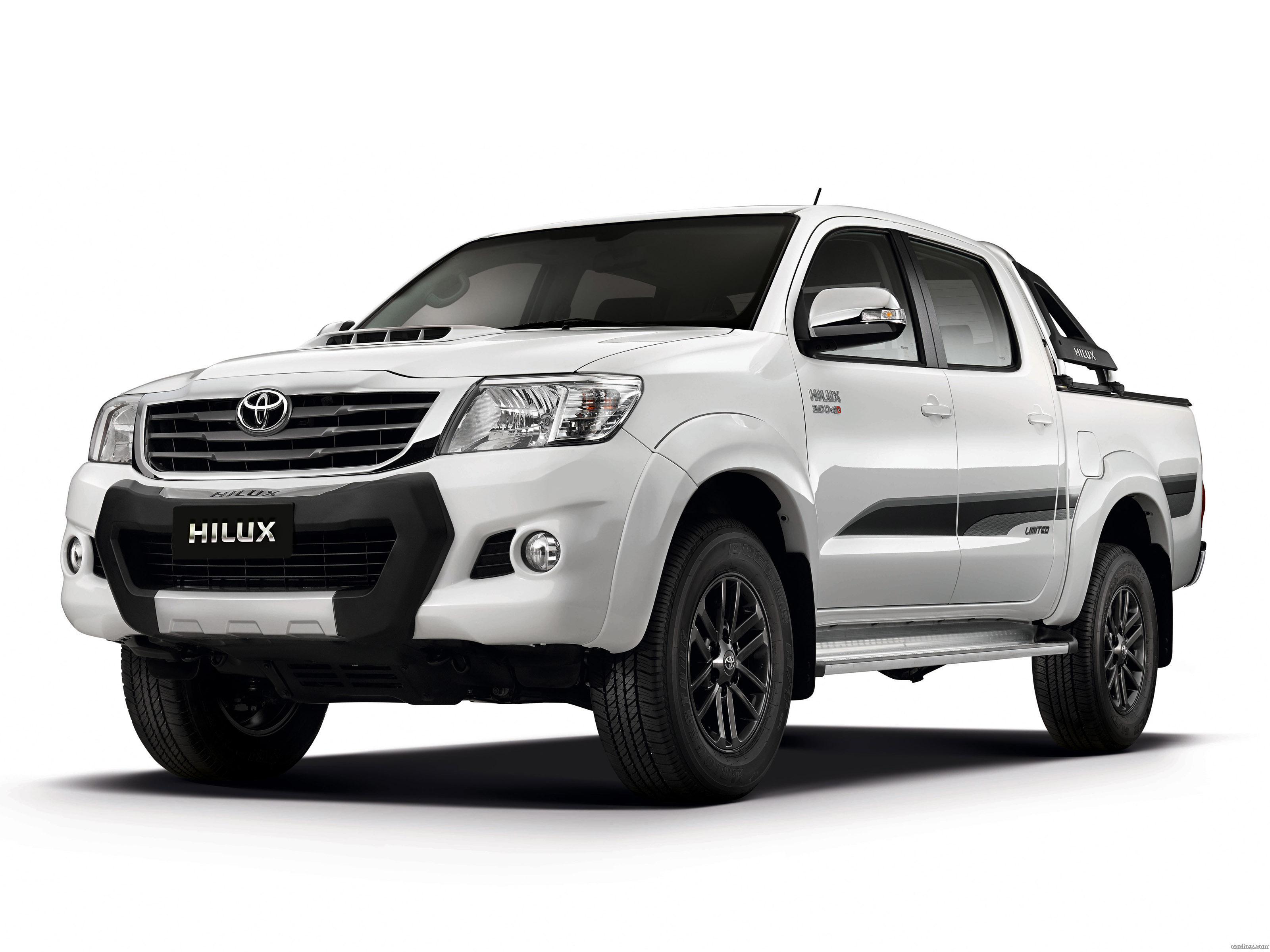 Fotos de Toyota Hilux SRV Cabine Dupla 4x4 Limited 2014
