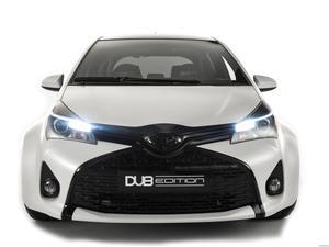 Toyota Yaris Dub Edition Concept 2014