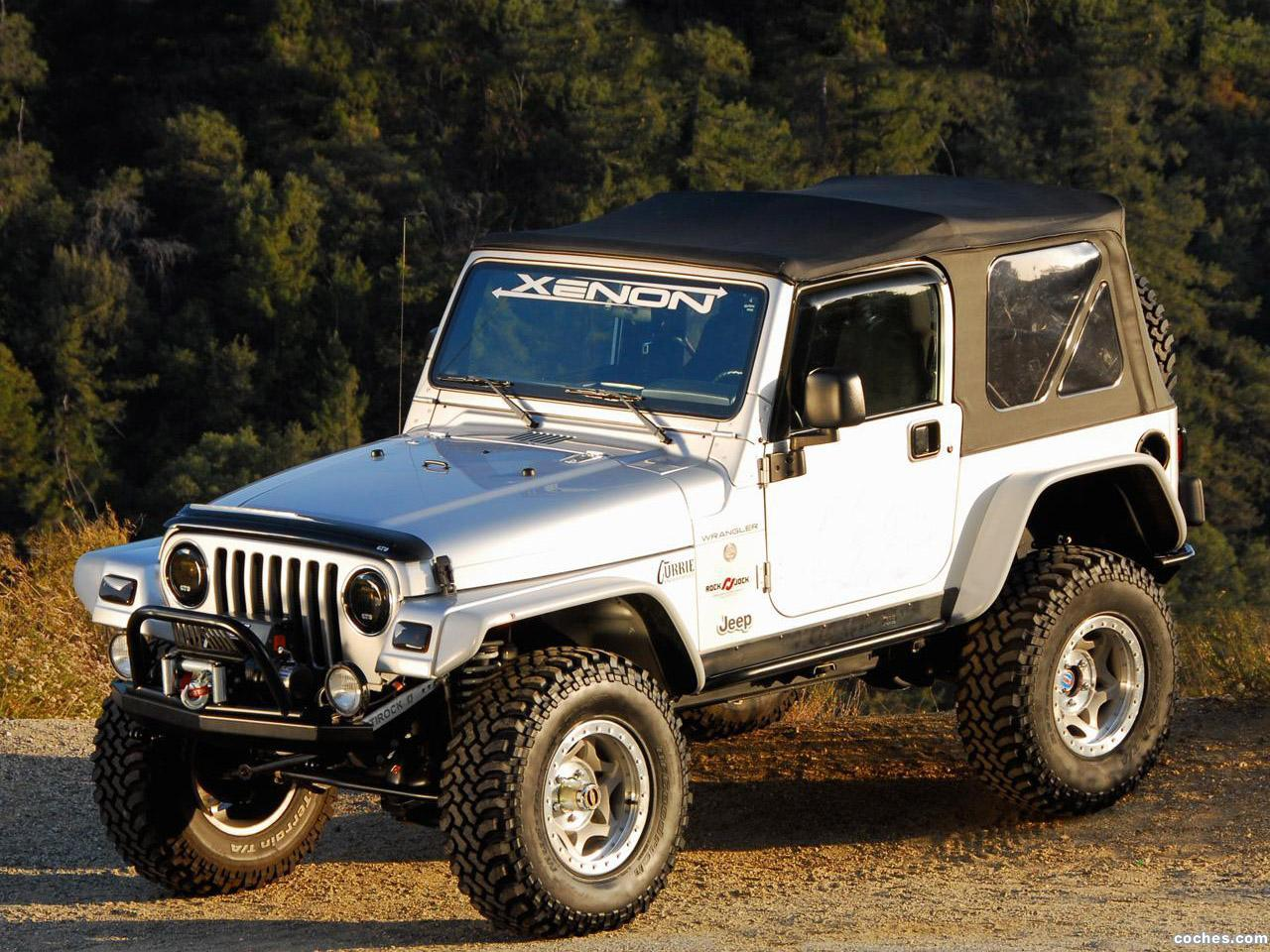 fotos de jeep xenon wrangler tj 1997. Black Bedroom Furniture Sets. Home Design Ideas