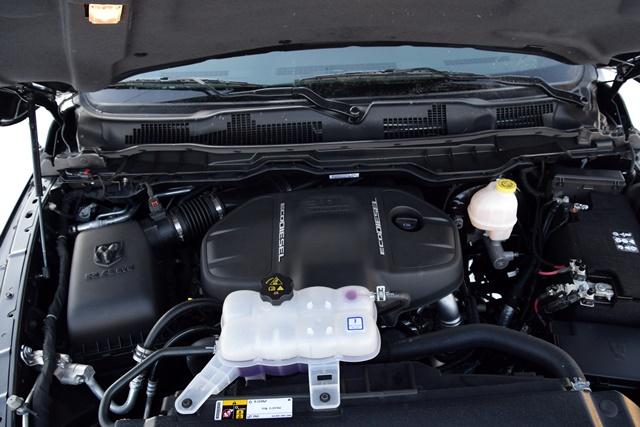 2014 Ram diesel