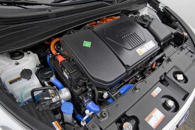 2015 Hyundai Tucson Fuelcell