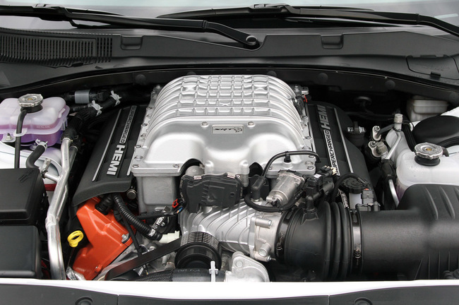 2015 motor Dodge Charger SRT Hellcat