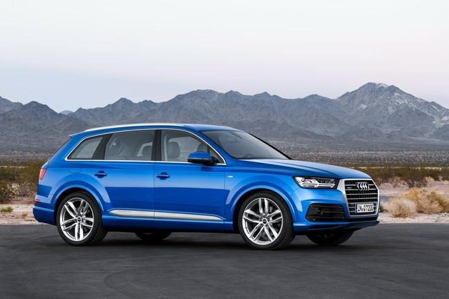 Audi Q7 2015 13