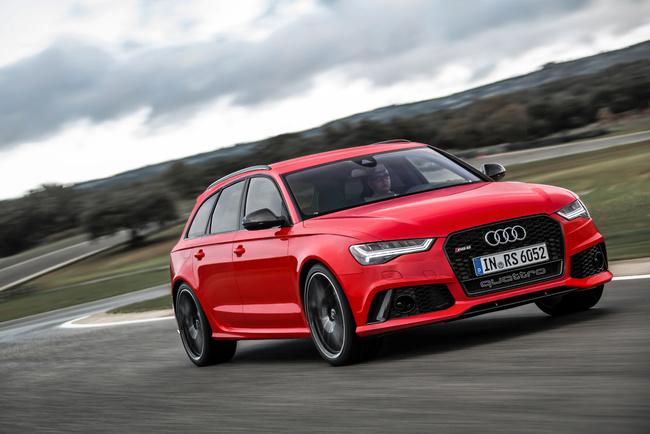 Audi RS 6 2015 30