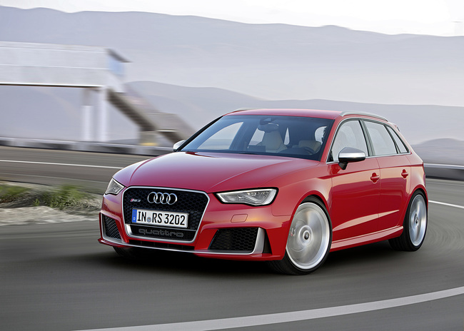 Audi RS3 2015 13