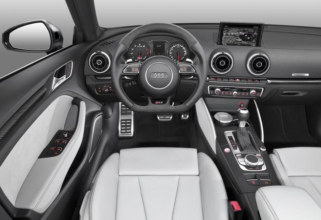 Audi RS3 2015 interior 01