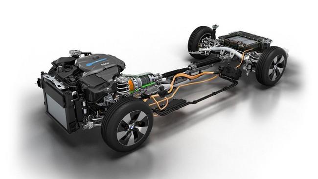 BMW Serie 3 Plug-In Hybrid proto 02