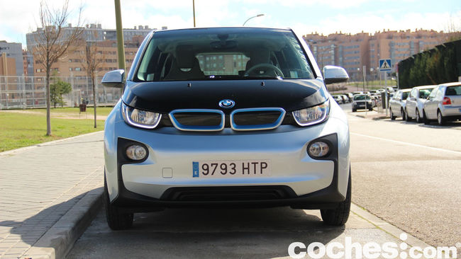 BMW i3 prueba contacto 10