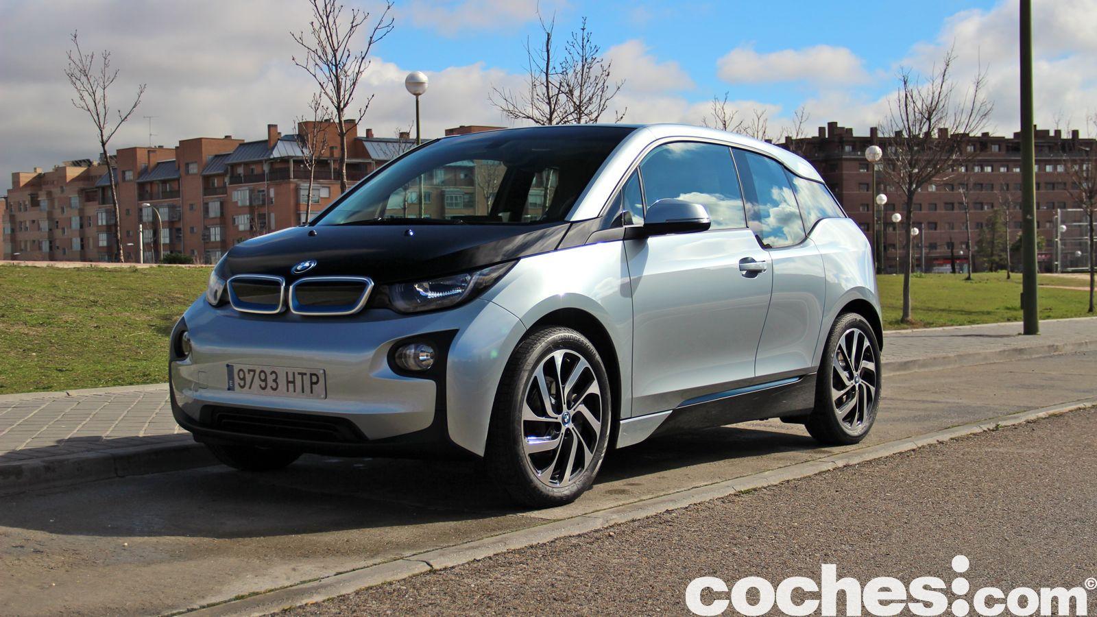 BMW i3 prueba contacto 12