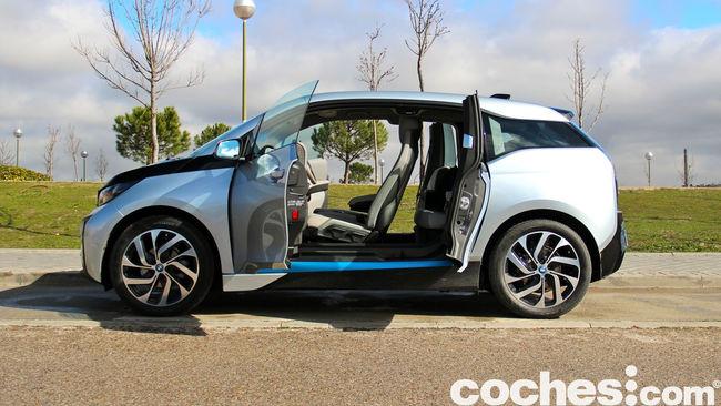 BMW i3 prueba contacto 16