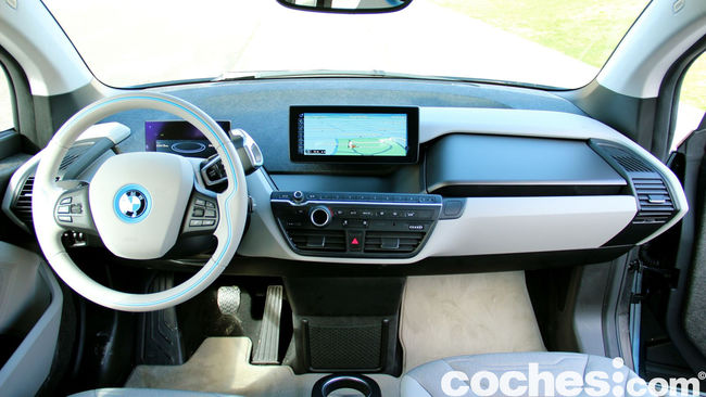 BMW i3 prueba contacto 20